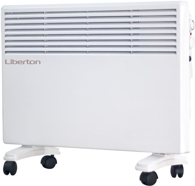 Конвектор электрический Liberton LEC 20 AW с брызгозащищенным ТЭНом