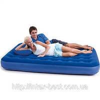 Двуспальный надувной матрас Bestway 67374 (203х152х22 см.)