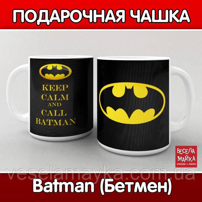 "Чашка ""Batman (Бетмен)"""