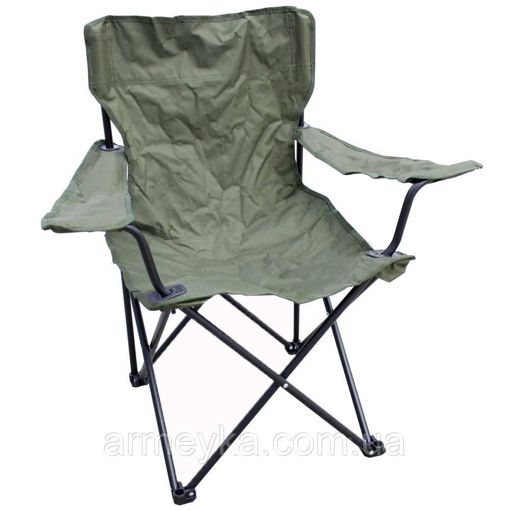 Армійське похідне розкладне крісло, олива. НОВЕ. Великобританія, оригінал.