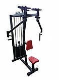 Тренажер GB-09 Тренажер для мышц груди и задних дельт, фото 2