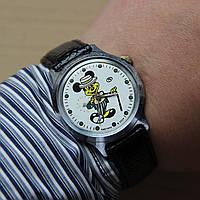 Восток Микки Маус механические часы СССР