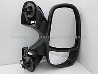 Зеркало правое электрическое с подогревом Рено Трафик 01-> Polcar (Польша) 6026524M