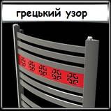 Рушникосушка KD 480x700. Обігрівач для ванни, фото 4