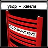 Рушникосушка KD 480x700. Обігрівач для ванни, фото 6