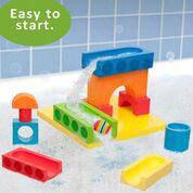 Набор плавающих блоков для ванной Подвижный мяч и водопад, фото 2