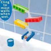 Набор плавающих блоков для ванной Подвижный мяч и водопад, фото 3