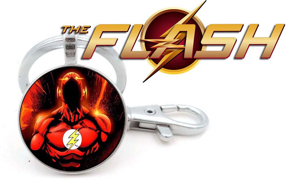 Брелок супергерой Flash Флэш DC комиксы