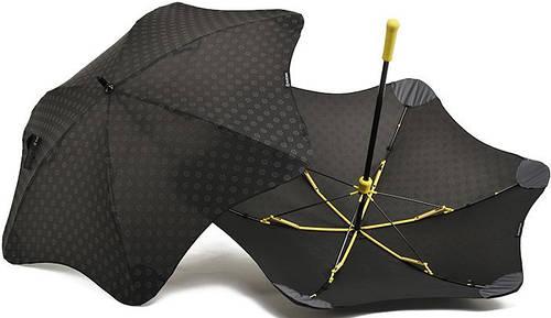 Противоштормовой зонт-трость механический BLUNT (БЛАНТ) Bl-mini-plus-yellow