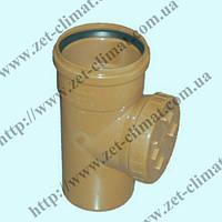 Ревизия для наружной канализации 315 мм ПВХ