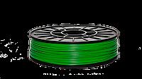 Нить ABS-пластик для 3D-принтера, 2.85 мм зеленый, 0.75