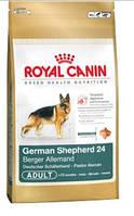 КОРМ ROYAL CANIN (РОЯЛ КАНИН) GERMAN SHEPHERD ADULT для Немецких овчарок старше 15 месяцев 3 кг