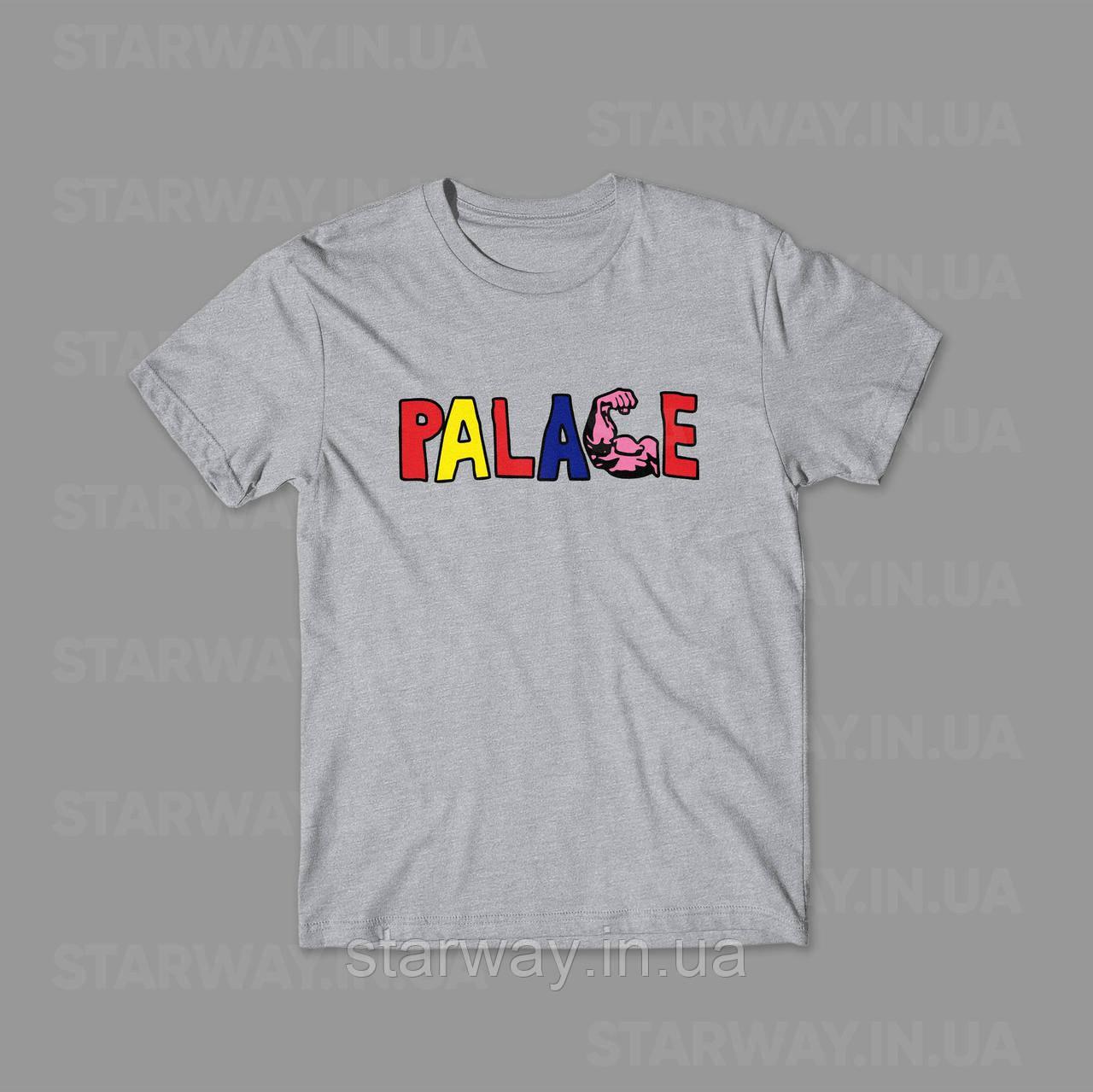 Футболка стильная | Palace Gym logo