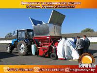 Плющилка зерна giedras CE и CВ