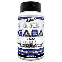 TREC nutrition ГАБА гамма-аминомасляная кислота GABA 750 (60 caps)