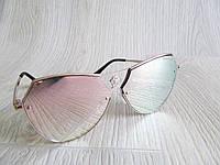 Модные солнцезащитные зеркальные очки реплика Версаче