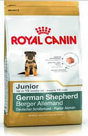 Корм Royal Canin (Роял Канин) GERMAN SHEPHERD JUNIOR для щенков Немецкой овчарки до 15 месяцев, 3 кг