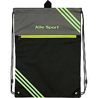 """Сумка для обуви с карманом """"Sport"""" Kite K18-601L-4"""
