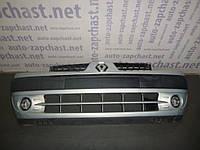 Б/У Бампер передний Renault CLIO 2 2001-2005 (Рено Клио 2), 8200074471 (БУ-146748)
