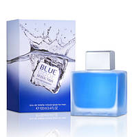 Мужская туалетная вода Antonio Banderas Blue Cool Seduction For Men (Блю Кул Седишен фо мен), фото 1