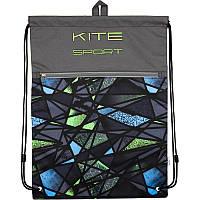 """Сумка для обуви с карманом """"Sport"""" Kite K18-601L-5"""