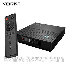 Smart TV Box Vorke Z6 Plus 3/32gb Android 7.1.2 Amlogic S912