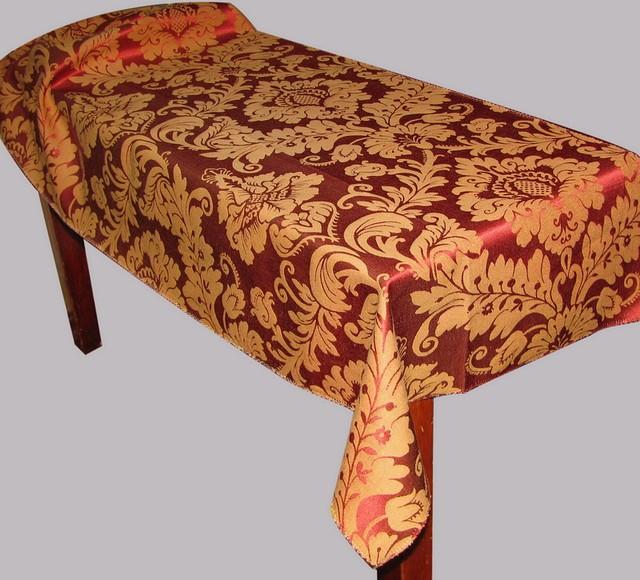Ткань для скатертей Trento 280 (Турция)