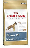Корм Royal Canin (Роял Канин) BOXER ADULT для собак породы Боксер старше 15 месяцев, 3 кг