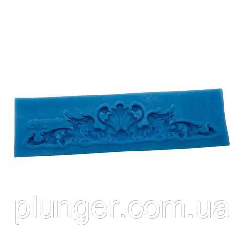 Молд кондитерский силиконовый для мастики Вензель