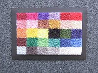 Изготовление ковров с логотипом