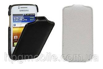 Чехол для Samsung Galaxy Y Duos S6102 - Melkco Jacka leather