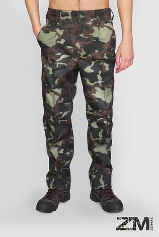 Камуфляжные штаны дубок Украина, фото 2
