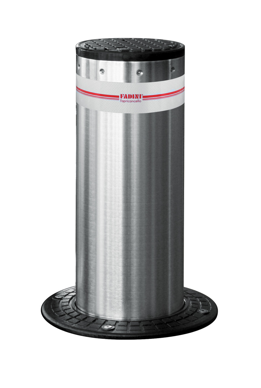 Автоматические Болларды / Дорожный блокиратор / Противотаранный столб STRABUK 918 INOX