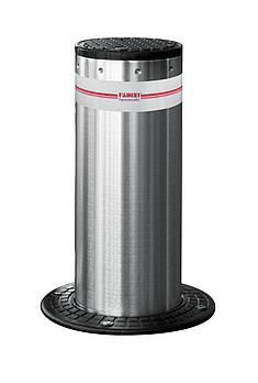 Автоматичні Болларди / Дорожній блокіратор / Противотаранный стовп STRABUK 918 INOX