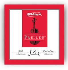 Струны для смычковых инструментов D`ADDARIO J810 1/2M Prelude 1/2M