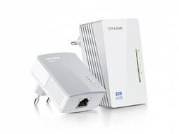 Powerline-адаптер TP-Link TL-WPA4220KIT