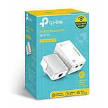 Powerline-адаптер TP-Link TL-WPA4220KIT, фото 2
