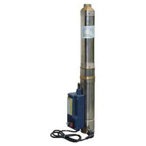 Скважинный насос ASP 1.5C-60-75 Aquario Hmax-77 м, Qmax-2.8м3/ч