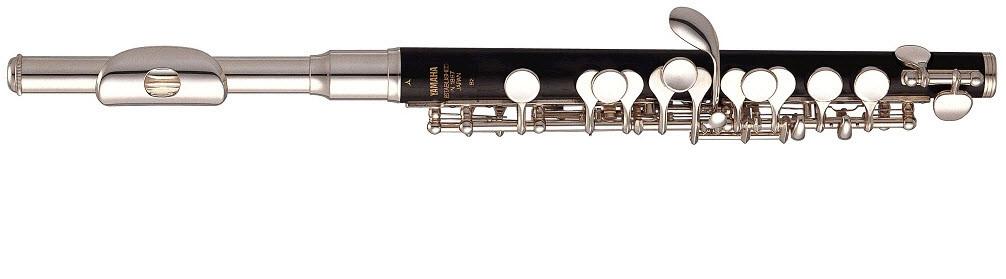 Флейта пикколо YAMAHA YPC62M PICCOLO FLUTE Клавиши Закрытые (Plateau) в линию