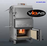Котел на дровах Vigas 16 (5-18 кВт), пиролизный