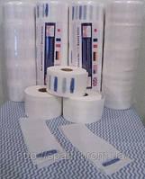 Воротнички парикмахерские бумажные в рул. 7смх33м, картонная втулка 100шт