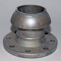 Муфта быстрого соединения Perrot KVF Ø100-250 мм, с зубчатым хвостовиком для рукавов