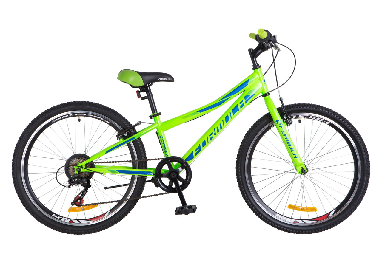"""Велосипед горный 24"""" FORMULA COMPASS 2018"""