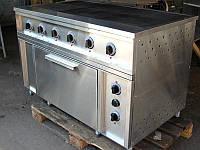 Плита 6-ти конфорочная электрическая с духовкой