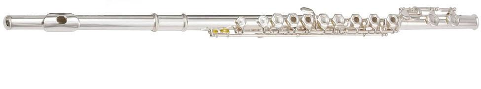 Флейта MAXTONE TFC53S (TFC48S) Клавиши открытые (Французкая система) в линию