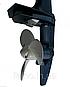 Лодочный мотор Fisher T5BMS (5,85 л.с., 2-тактный), фото 4