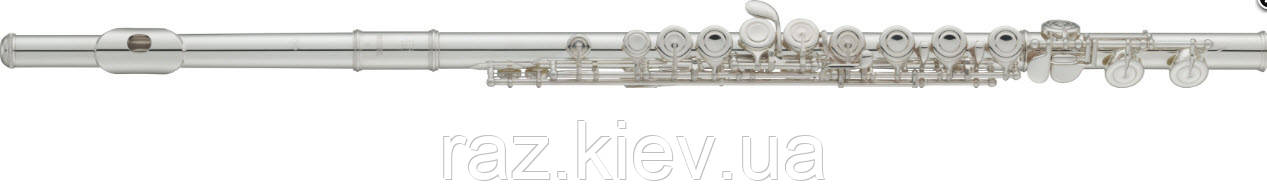 Флейта YAMAHA YFL212 Клавиши закрытые (Plateau) Смещенный (offset) G