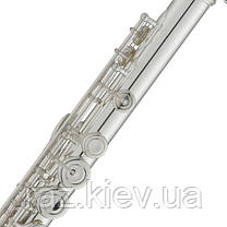 Флейта YAMAHA YFL212 Клавиши закрытые (Plateau) Смещенный (offset) G, фото 3