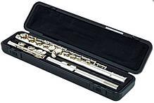 Флейта YAMAHA YFL212 Клавиши закрытые (Plateau) Смещенный (offset) G, фото 2