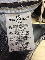Джинсовые шорты для девочек оптом, Seagull, 116-146 рр., арт. CSQ-56906, фото 4